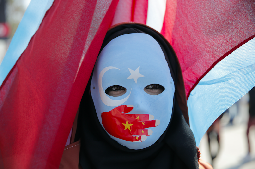 China government promotes Uyghur women as 'no longer baby-making machines'