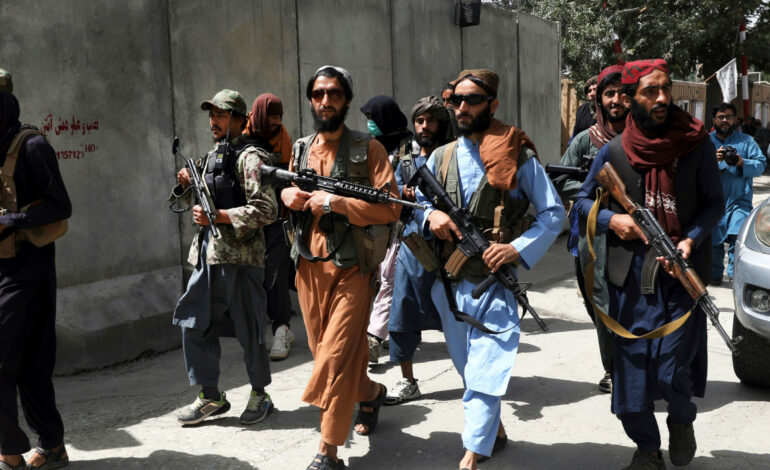 With Afghanistan Collapse, China Snares Propaganda Windfall